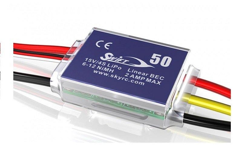 Swift 50A ESC For Aircraft
